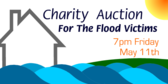 Charity Auction For Flood Victims