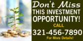 Investment Real Estate Specialized