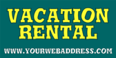Vacation Rental Real Estate Specialized