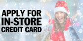 Apply for Store Credit Card