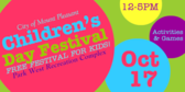 Children's Day Festival