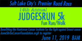 Judgesrun 5k Fun Run/Walk