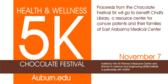 Health Wellness Chocolate Festival