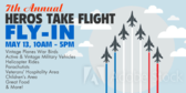 Heroes Take Flight Fly-In