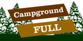 Campground Full