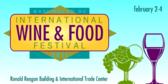 International Wine Food Festival