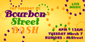 Fat Tuesday Bash