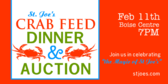 Crab Feed and Dinner Auction