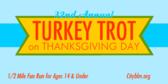 Turkey Trot on Thanksgiving Day