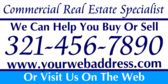 Real Estate Specialized Commercial