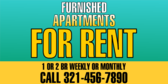 Real Estate Specialized Furnished Apartments