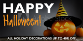 Halloween Sale (Decorations) #3