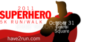 Superhero 5k Run Walk