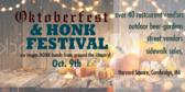 Oktoberfest Honk Fest