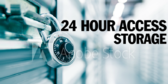24 Hour Access Storage