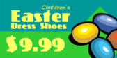 Easter Dress Shoes