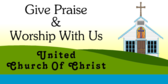Give Praise Worship With Us