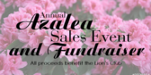 Azelea Sales Event Fundraiser