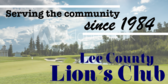 Local Chapter Lions Club Service The Community