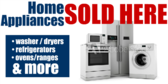 Home Appliances Sold Here