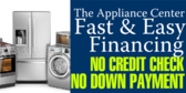 Appliance Financing