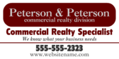 Commercial Realty Specialist