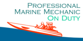 Professional Marine Mechanic