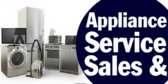 Appliance Sales and Service