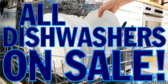 Dishwashers On Sale