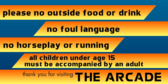 Arcade Rules Without Name