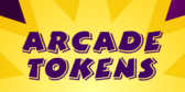 Arcade Tokens Purple