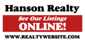 Realty Listings Online with Hands