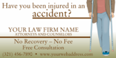 Attorney Consultation for Accident Generic Law Fir