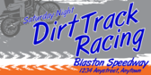 Dirt Track Racing This Saturday