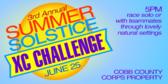 Summer Solstice XC Challenge