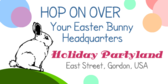 Your Easter Bunny Headquarters