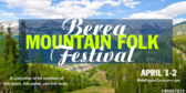 Mountain Folk Festival