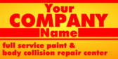Generic Full Service Body Shop