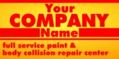 Generic Full Service Body Shop