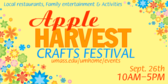 Apple Harvest Crafts Festival