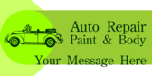 Auto Repair Paint and Body