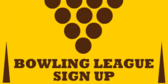 Bowling League Sign Up