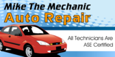 Auto Repair All Technicians ASE Cartified