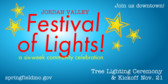 Festival of Lights Stars
