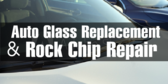 Auto Glass Replacement Black
