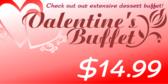 Valentine's Buffet