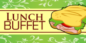 Lunch Buffet Sandwich