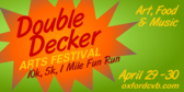 Double Decker Arts Festival