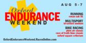 Endurance Weekend