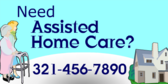 Need Assisted Home Care
